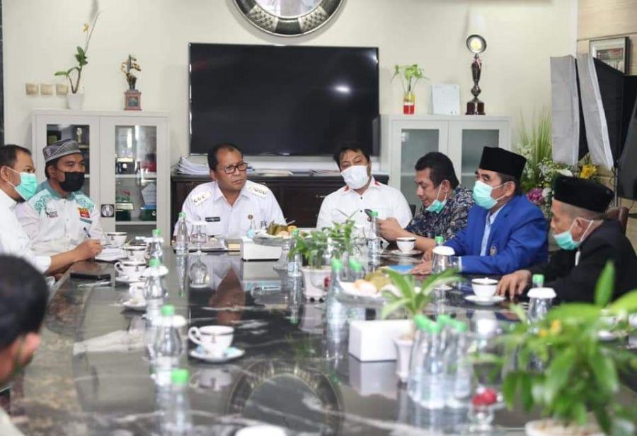 Danny Bersama Ormas Islam Bahas Surat Edaran Pembatasan Rumah Ibadah