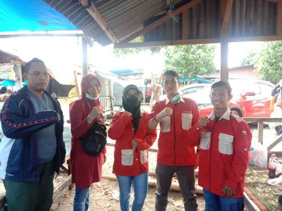 FORMMA  Rayakan Milad Ke 1 Tahun Di Tanjung Bayang Makassar