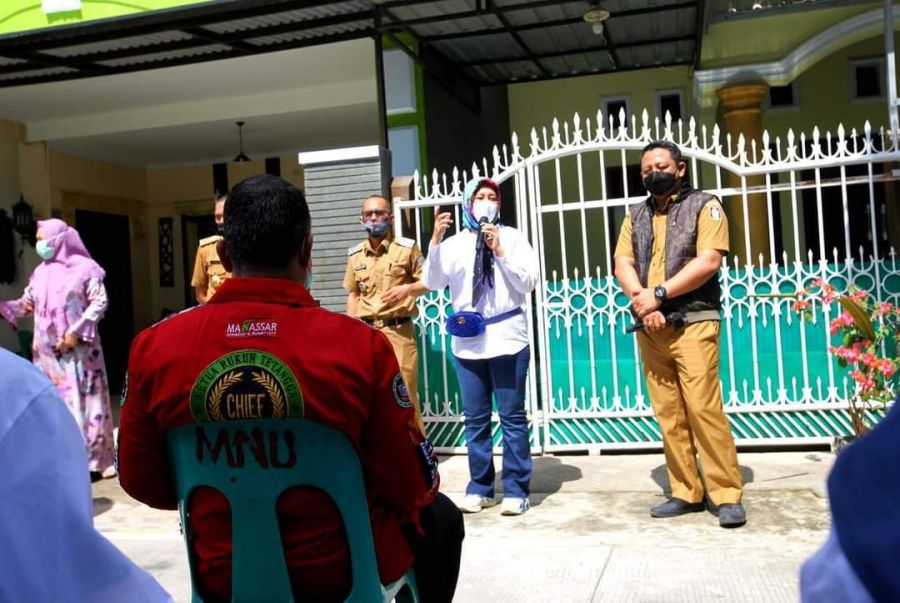 Wakil Walikota Makassar Tinjau Kesiapan Tim Detector