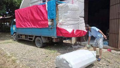Bantuan Provinsi Untuk Korban Puting Beliung Di Wajo
