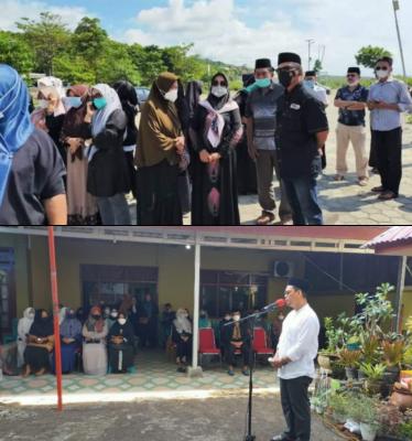 Bupati Dan Wakil Bupati Bulukumba Berduka Atas Meninggalnya Kadis DPMPSTP