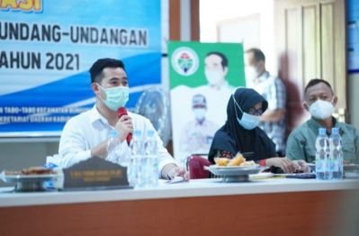 Bupati Pangkep Tegaskan ASN Dilarang Merokok di Tempat Pelayanan Masyarakat