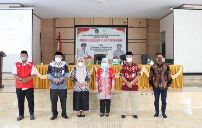 Cegah Pernikahan Dini, Dinsos P3A Luwu Timur Gelar Rapat