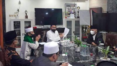Danny Duduk Bersama Ormas Islam Bahas Pelaksanaan Shalat Idul Adha