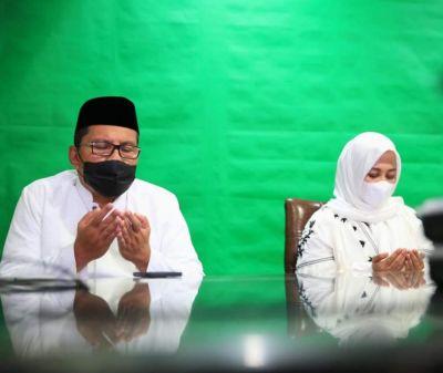 Danny Fatma Hadiri Zikir dan Doa Kebangsaan 76 Tahun Indonesia Merdeka Bersama Presiden Joko Widodo
