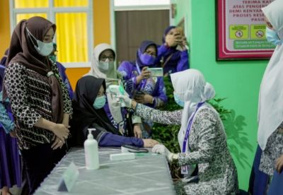 Kadis Kesehatan Pangkep Jamin Vaksinasi Covid-19 Untuk Ibu Hamil Tidak Ada Efek Samping