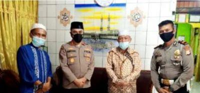 Kapolres Bulukumba Silaturahmi Ke Ketua MUI dan PDM Muhammadiyah