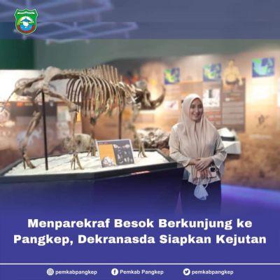 Menteri Sandiaga Salahuddin Uno Besok Berkunjung Ke Pangkep