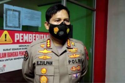 Peduli Terhadap Wartawan, Polda Sulsel Bagikan Masker