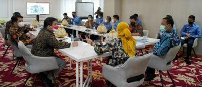 Plt Gubernur Sulsel Aset Bernilai Triliunan Rupiah Dalam Ancaman Gugatan Pihak Ketiga