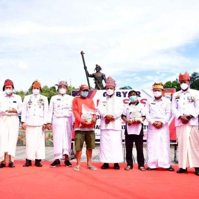 PLT Gubernur Sulsel Sebut Sejak Tahun 2019-2021 Sudah Gelontorkan Rp 285 Miliar Untuk Tana Toraja