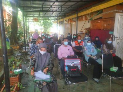 Puskesmas Sudiang Raya Melaksanakan BIAS