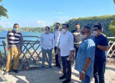 Wabup Edy Manaf Menyampaikan Terima Kasih Atas Kunjungan Jubir Presiden RI Ke Bulukumba
