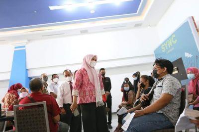 Wakil Wali Kota Makassar Apresiasi PHRI Vaksin Gratis