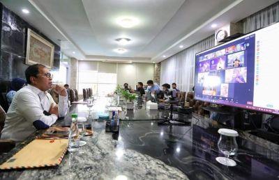 Walikota Makassar Serentak Turunkan Tim Detektor Di Kelurahan