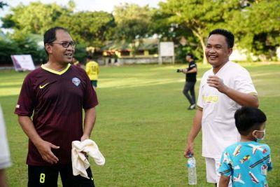 Walikota Makassar  Silaturahmi Bersama Dengan Bupati Bantaeng